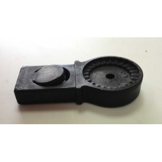Механизм трещетки капюшона люльки и прогулочного блока тип 2