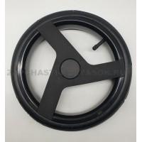 Колесо надувное низкопрофильное 12 дюймов (60х230) тип 52 черное