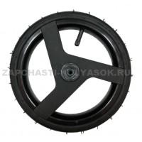 Колесо 10 дюймов тип 52 цвет черный