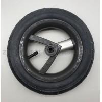 Колесо надувное 10 дюймов без вилки тип 29 цвет темно-серый