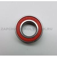 Подшипник 6800 2RS (618002RS) резиновый уплотнитель (вн.диаметр 10мм, наруж диам 19мм, ширина 5мм)