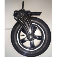 Переднее колесо в сборе с вилкой размер 10 дюймов тип 8