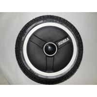 Колесо надувное 12 дюймов Lonex Verts со сплошым диском (Размер 12 1/2х2 1/4)