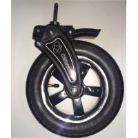 Переднее колесо в сборе с вилкой размер 10 дюймов тип 2