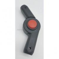 Механизм регулировки капюшона для колясок Tutis/Noordi/Anex  с красной кнопкой
