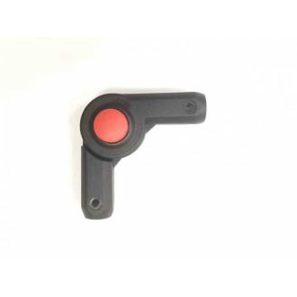 Механизм регулировки капюшона для колясок Tutis/Noordi/Anex тип 2 с красной кнопкой