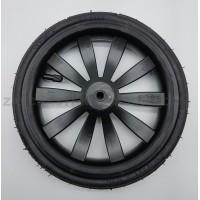 Колесо надувное 10 дюймов ANEX низкопрофильное (48-188) без вилки