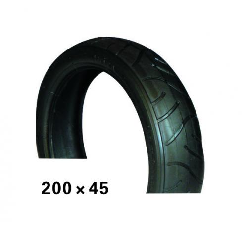 покрышка 9 дюймов (200x45) для коляски