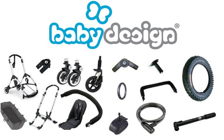 запчасти baby design