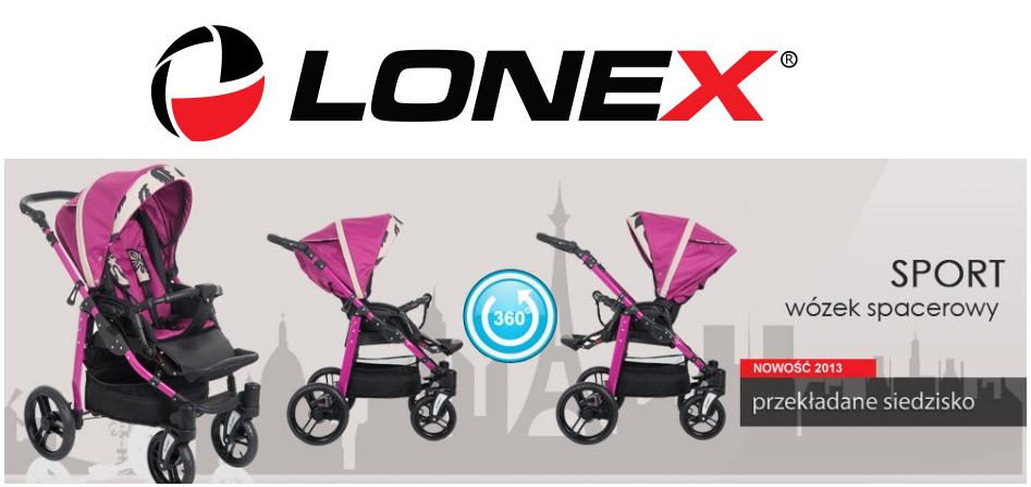 фото запчастей lonex для коляски